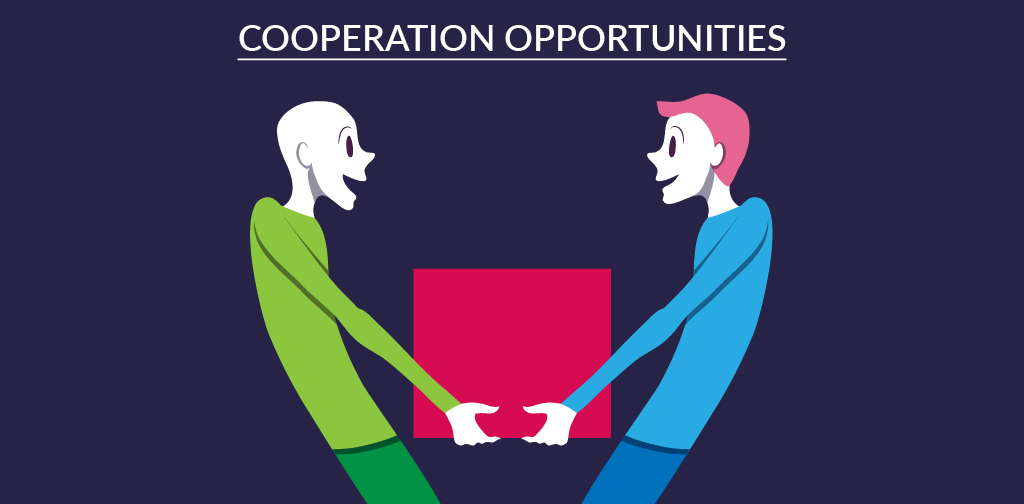 Cooperation opportunities