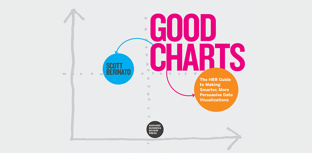 Good Charts The HBR Guide to Making Smarter, More Persuasive Data by Scott Berinato