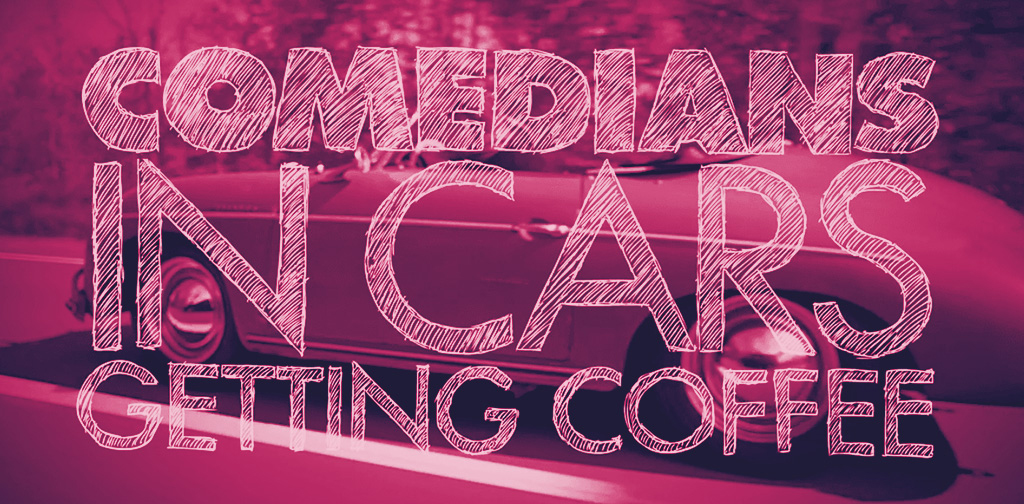 Jerry Seinfeld's Comedians-in Cars Getting Coffee series