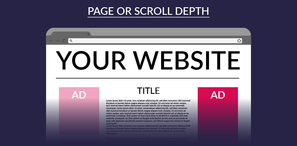 Page or scroll depth - Page or scroll depth