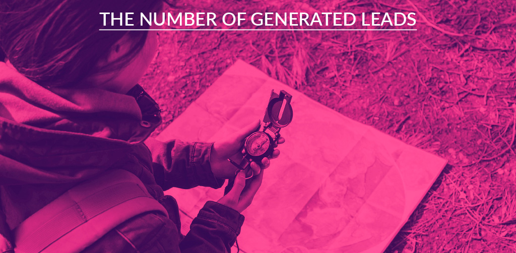 The 10 essential business and conversion KPIs - The number of generated leads
